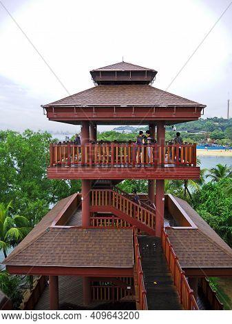 The View Point On Sentosa Island, Singapore