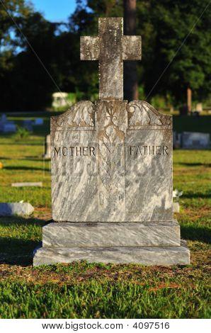 Parents Tombstone