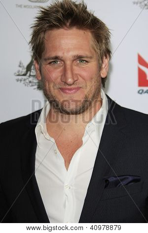 LOS ANGELES - JAN 12: Curtis Stone at the 2013 G'Day USA Los Angeles Black Tie Gala at JW Marriott on January 12, 2013 in Los Angeles, California