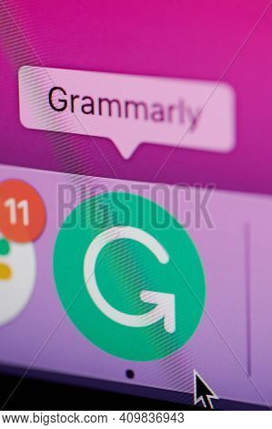 Grammarly App Icon