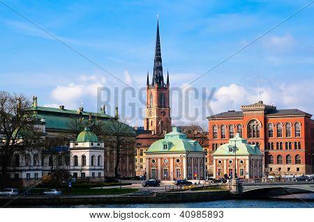 Riddarholmen Church Stockholm