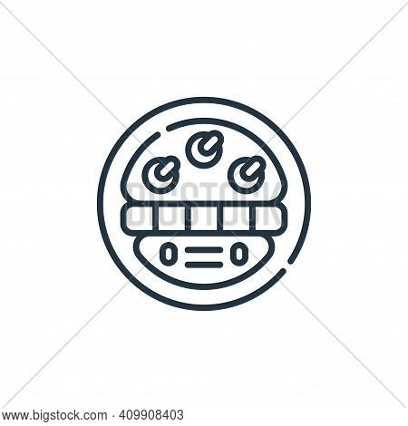 watt icon isolated on white background from electrician tools and elements collection. watt icon thi