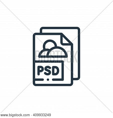 files icon isolated on white background from design thinking collection. files icon thin line outlin