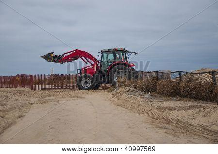 Beach Repairs
