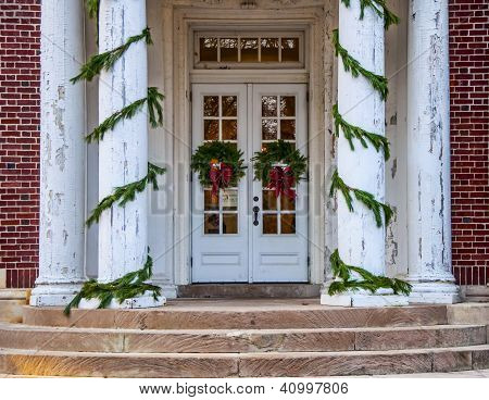Festive Doors