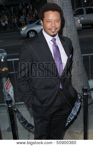 LOS ANGELES - SEP 12:  Terrence Howard at the