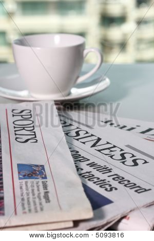 Sports And Business News