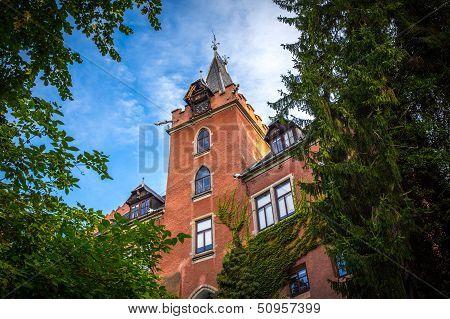 Red Castle (Cerveny Hradek) Czech Republic