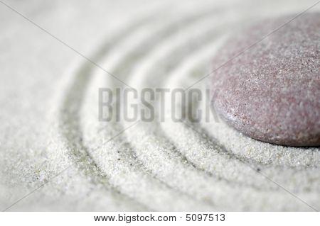 Zen Pebble Right