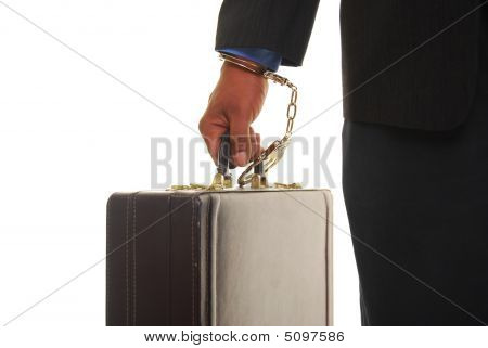Chained To Your Work