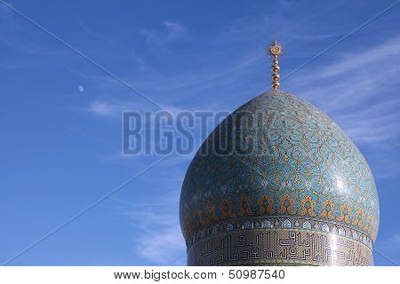 Dome Of The Mosque Islamic
