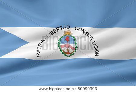 Flag of Corrientes - Argentina