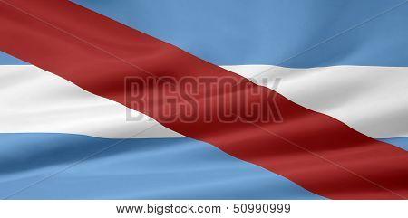 Flag of Entre Rios - Argentina