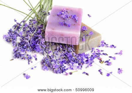 Lavender And Soaps