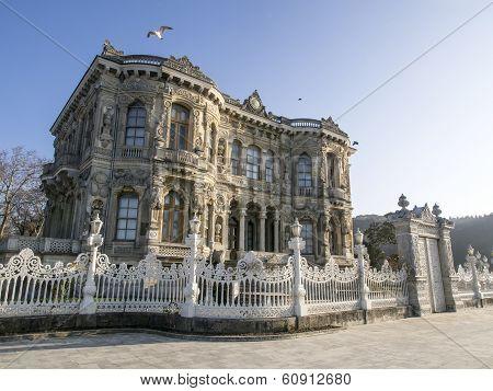Kucuksu Pavilion In Istanbul