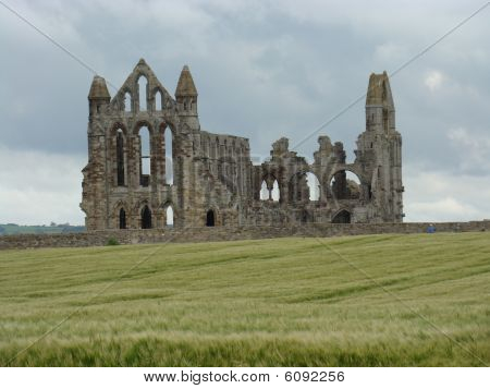 Whitby Abbey,north Yorkshire