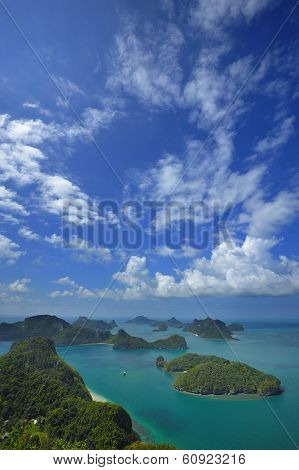 Group Of Islands Angthong