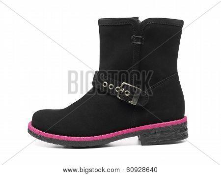 Children's Female Boot