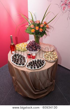 Festive Gathering Table