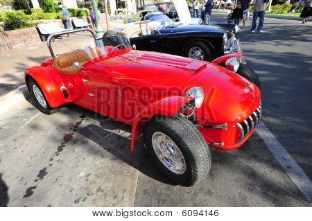 Kurtis sportovní auto