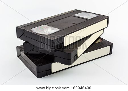 Vhs Video Cassette.