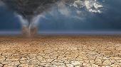 Desert Dust Devil poster