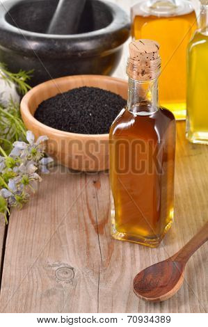Nigella Sativa Oil.