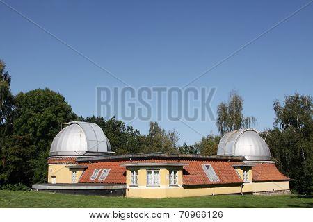 The observatory of Aarhus