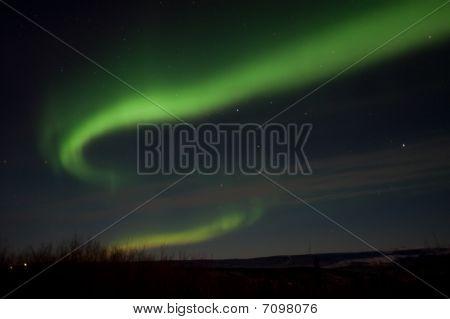 Twisting Aurora