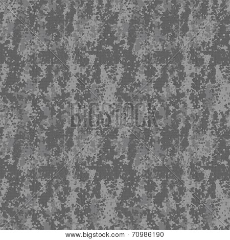 Vector Camo Pattern Grey