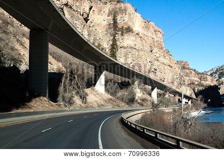 Interstate 70 Over-Under