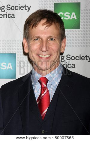 LOS ANGELES - JAN 22:  Richard Hicks at the American Casting Society presents 30th Artios Awards at a Beverly Hilton Hotel on January 22, 2015 in Beverly Hills, CA