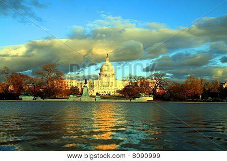 Capitol in Washington