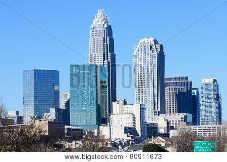 Uptown Charlotte, NC
