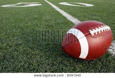 Fußball mit der fünfzig jenseits