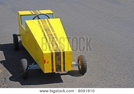 Soapbox Derby Cart Racer