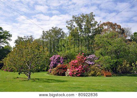 Christchurch Botanical Gardens New Zealand