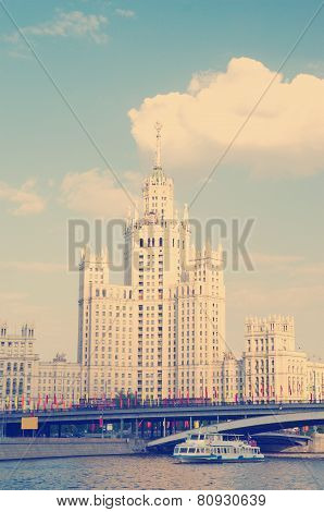 moscow citiscape