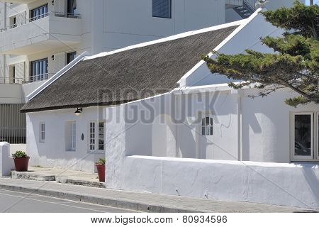 Historical Building In Hermanus