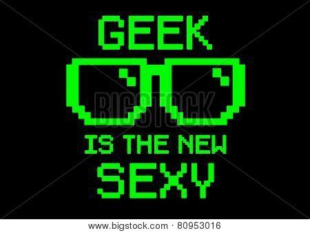 Geek Is sexy screen