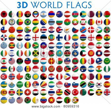 Country Flags Of The World