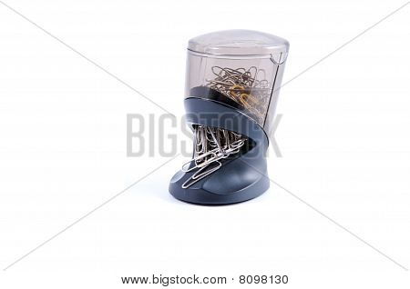 Plastic Clip Dispenser
