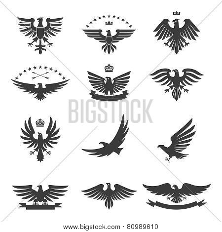 Eagles Set Black