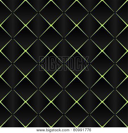 geometric seamless pattern with rhombus. eps8