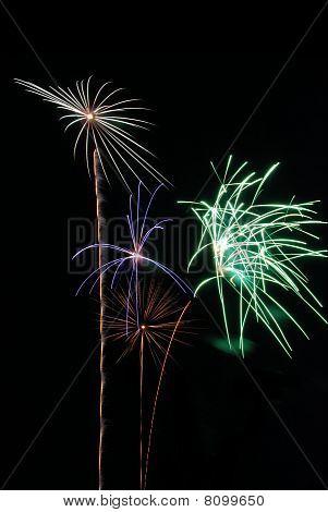 Fireworks Strands