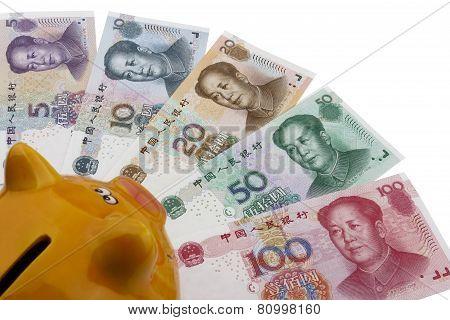 Chinese Money (rmb).