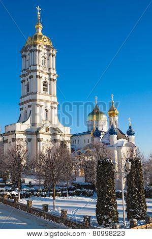 Belfry Pochayiv Lavra, Ukraine