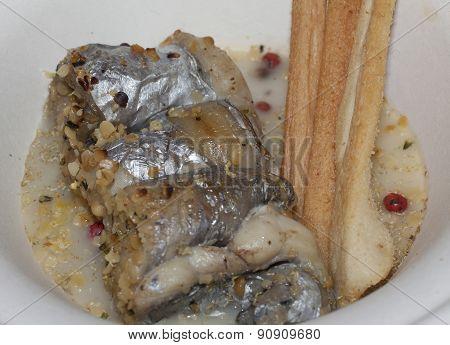 Fish Fillet In Sauce
