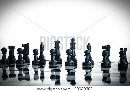 Chess Full Army