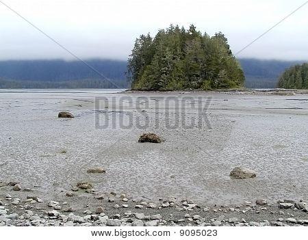 Raccoon Island Mud Flats